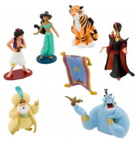 Disney Parks Exclusive Aladdin Princess Jasmine Figurine
