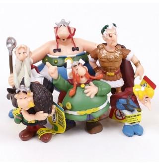 Action Figure Asterix Fransa Karikatür