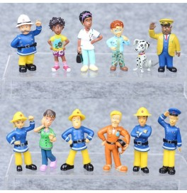 Fireman Sam Action Figure 3-6 cm