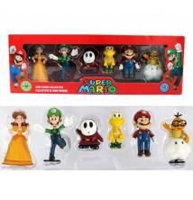 Action Figure, Super Mario Bros