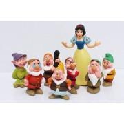 Action Figure Pamuk Prenses ve 7 Cüceler