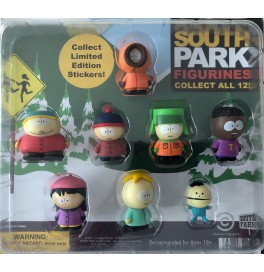Action Figure South Park Collectible Figurines