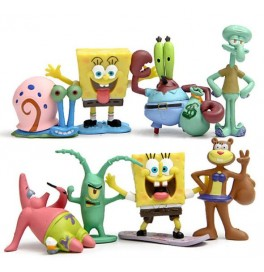 Action Figure Spongebob Sünger Bob
