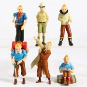 Action Figure Tenten, Tenten Figures