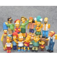 Action Figure, The Simpsons