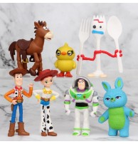 Action Figure, Toy Story 4 Karakterleri