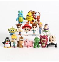 Toy Story 4 Oyuncak Hikayesi Figürleri