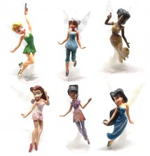 Uçan Periler, Prensesler Action Figure