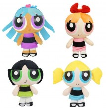Powerpuff Girls Peluş Oyuncak