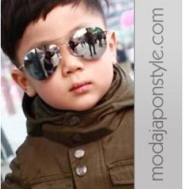 Japon Style Çocuk Güneş Gözlüğü