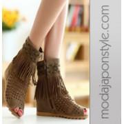 Japon Style Yazlık Sandalet Bot