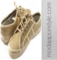 Superga Simli Spor Ayakkabı