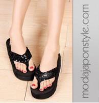 Japon Style Terlik Sandalet