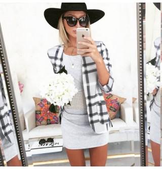 Bayan Trençkot Ceket Japon Style