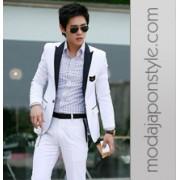 Japon Style Slim Fit Ceket