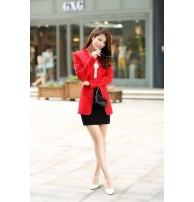 Japon Style Asia Tarz Bayan Ceket