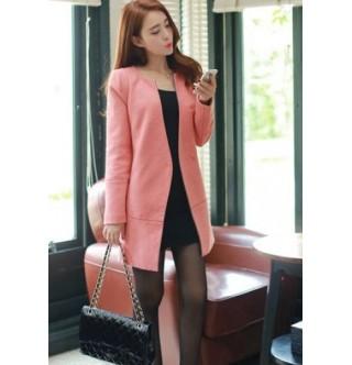 Japon Style Uzun Ceket
