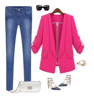 Japon Style Scarlett Ceket