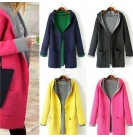 Japon Style Renkli Ceket