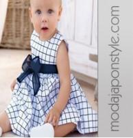 Japon Style Bebek Elbisesi