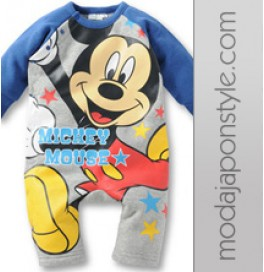Japon Style Bebek Tulum Mickey Mouse