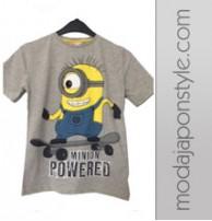 Japon Style Despicable Me Minion Tişört