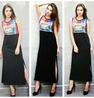 Uzun Elbise, Japon Style