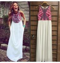 Uzun Elbise, Renkli Elbise, Hint Elbise