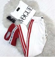 Japon Style Vogue Eşofman Takımı