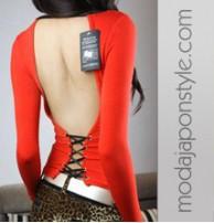 Japon Style Bluz Body