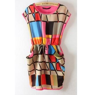 Japon Trend Elbise