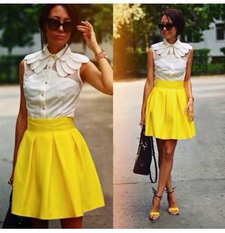 Japon Style Gömlek Bluz