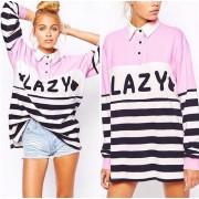 Japon Style Lazy Gömlek Tunik