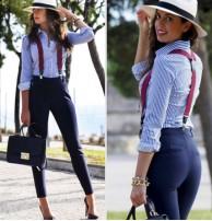 Japon Style Gömlek ve Pantolon Takım