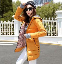 Japon Style Louis Bayan Şişme Mont