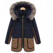 Japon Style Uniqolo Kaban Kışlık