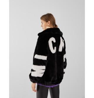 Zara marka, Mickey Peluş Kaban Siyah