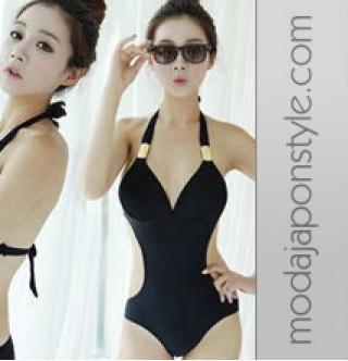 Japon Style Mayo Bikini Trigonometric