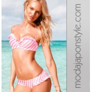 Japon Style Bikini Mayo Firfirli