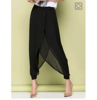 Japon Style Şalvar Pantolon 2018