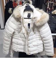Zara Marka, Şişme Mont Kapşonlu Kürklü