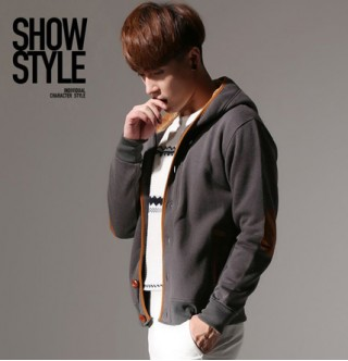 Japon Style Erkek Sweatshirt Tarz Model
