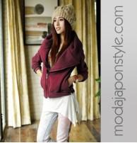 Japon Style Sweatshirt Bayan
