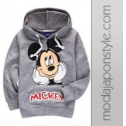 Japon Style Sweatshirt Mickey Mouse