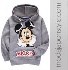 Japon Style Sweatshirt Mickey Mouse
