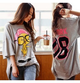 Japon Style Sweatshirt Tweety