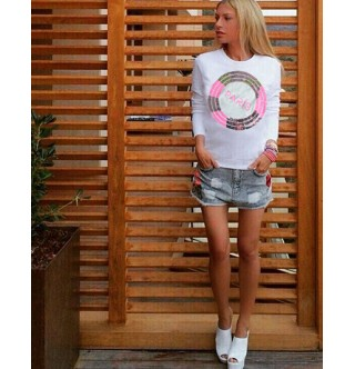 Bayan Sweatshirt, Japon Style