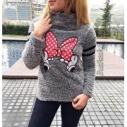 Japon Style Mickey Mouse Peluş Sweat