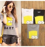 Bart Simpson Tişört