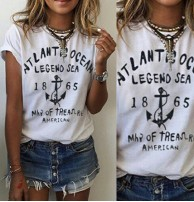 Japon Style Tasarım Tshirt